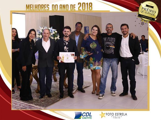 Festa Destaque Melhores do Ano de 2018
