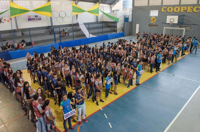Jogos Internos da COOPEC 2016