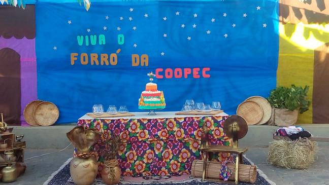 Forró da COOPEC 2018