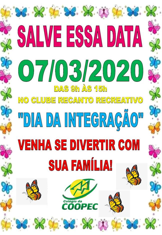 Integração 2020
