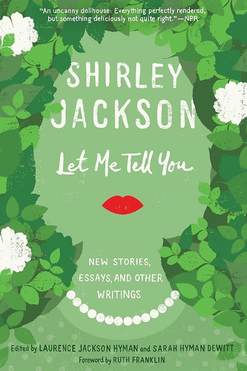 Let Me Tell You [Hard Cove] - Shirley Jackson