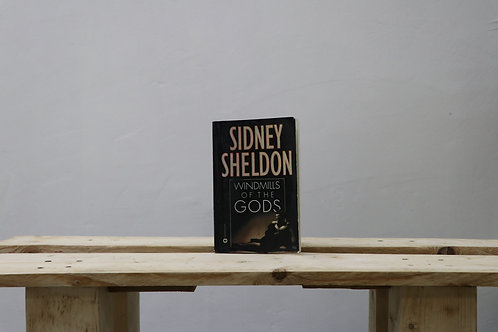 Windmill Of The Gods - Sidney Sheldon