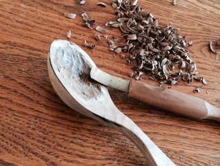 番外編ですが(Black walnut-Spoon&Fork)