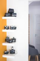 Sala posa studio fotografico Perego Silvia Fotografa Lesa
