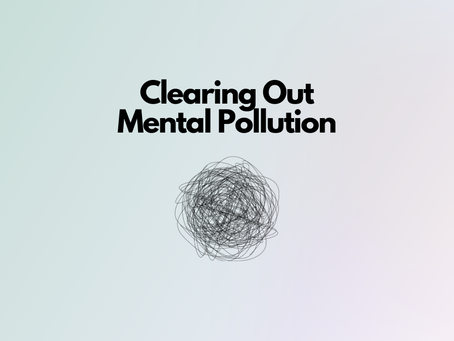 The solution to mental pollution and overcoming burnout| Insights and advice