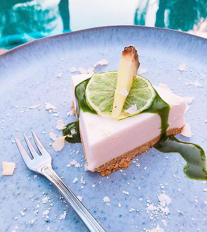 Vegan Key Lime Cheesecake - HealthDoll
