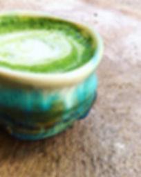 HealthDoll.Co | Organic Encha Matcha Latte