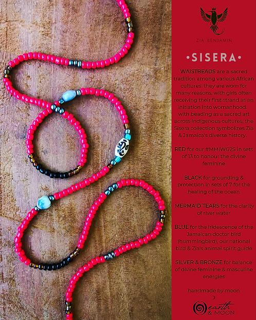 SISERA • waistbeads