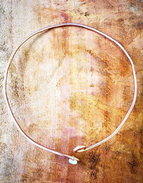 divine • moonstone x copper crown