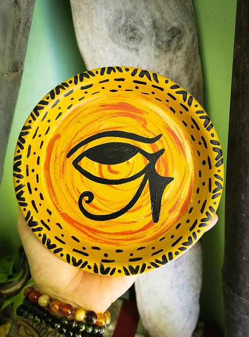 eye of ra・jewelry // decorative dish