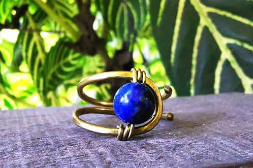 lapis lazuli ring・size 9.5