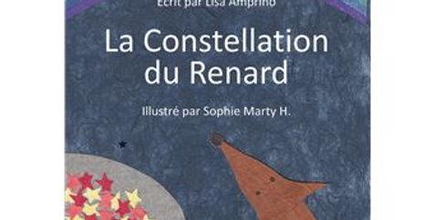 Livre : La constellation du Renard- Sophie Marty Huguenin