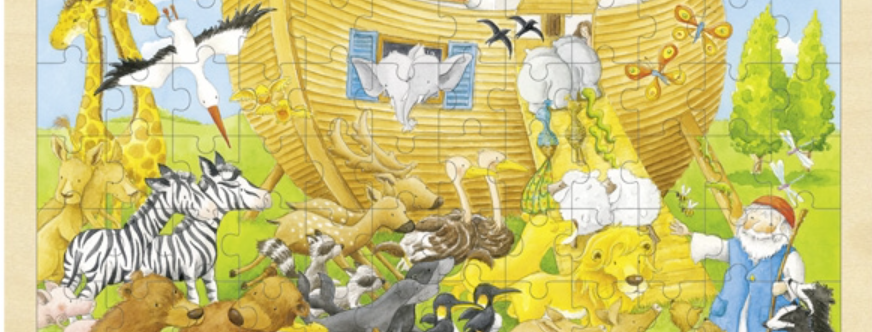 Puzzle - Biorama