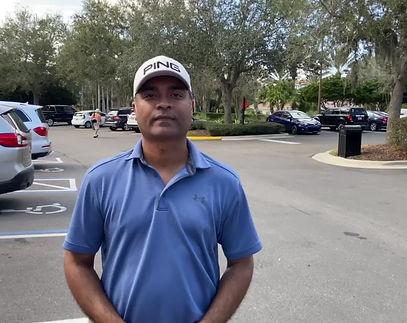Jaison Moras Testimonial