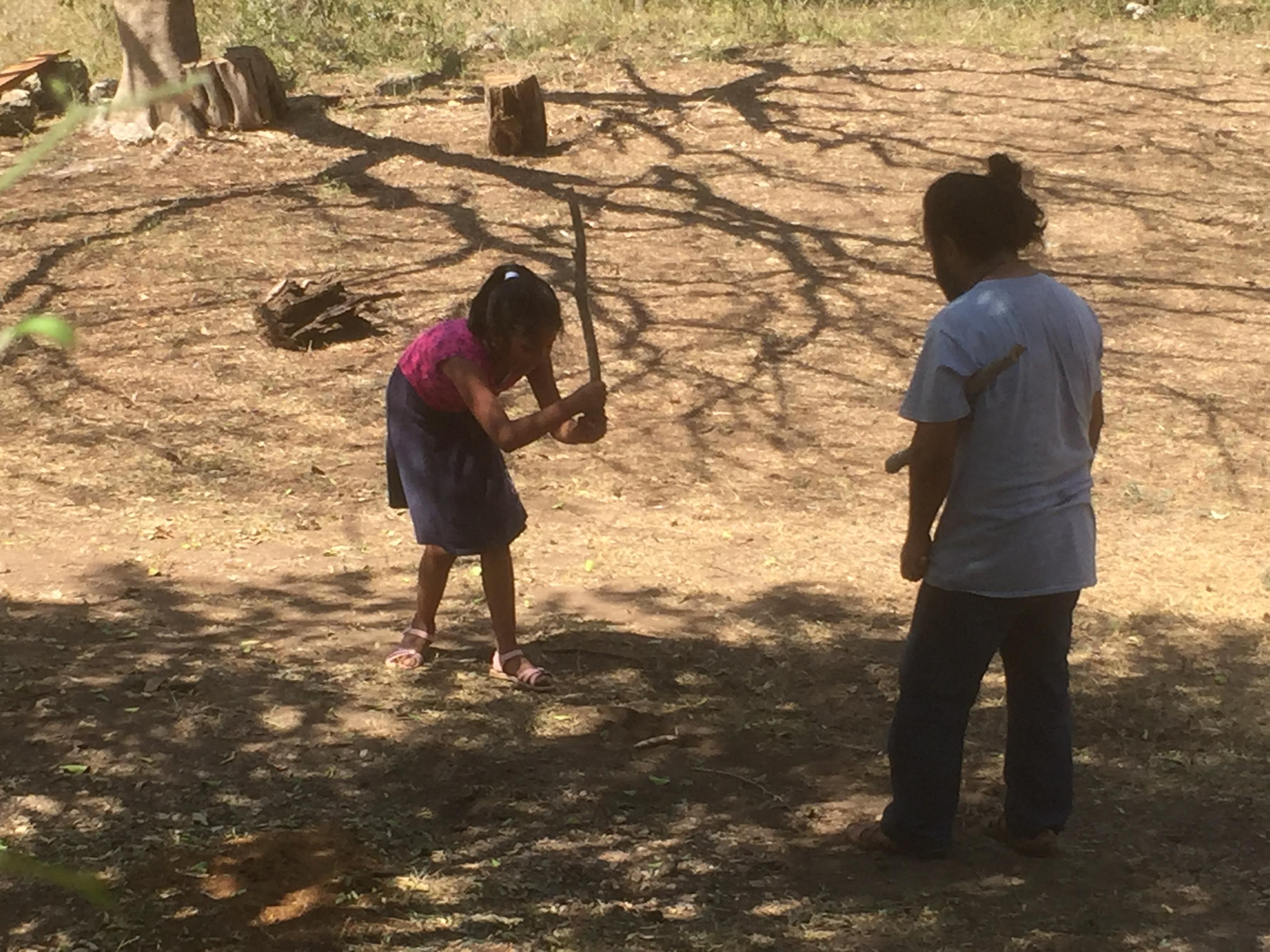 Mayan games
