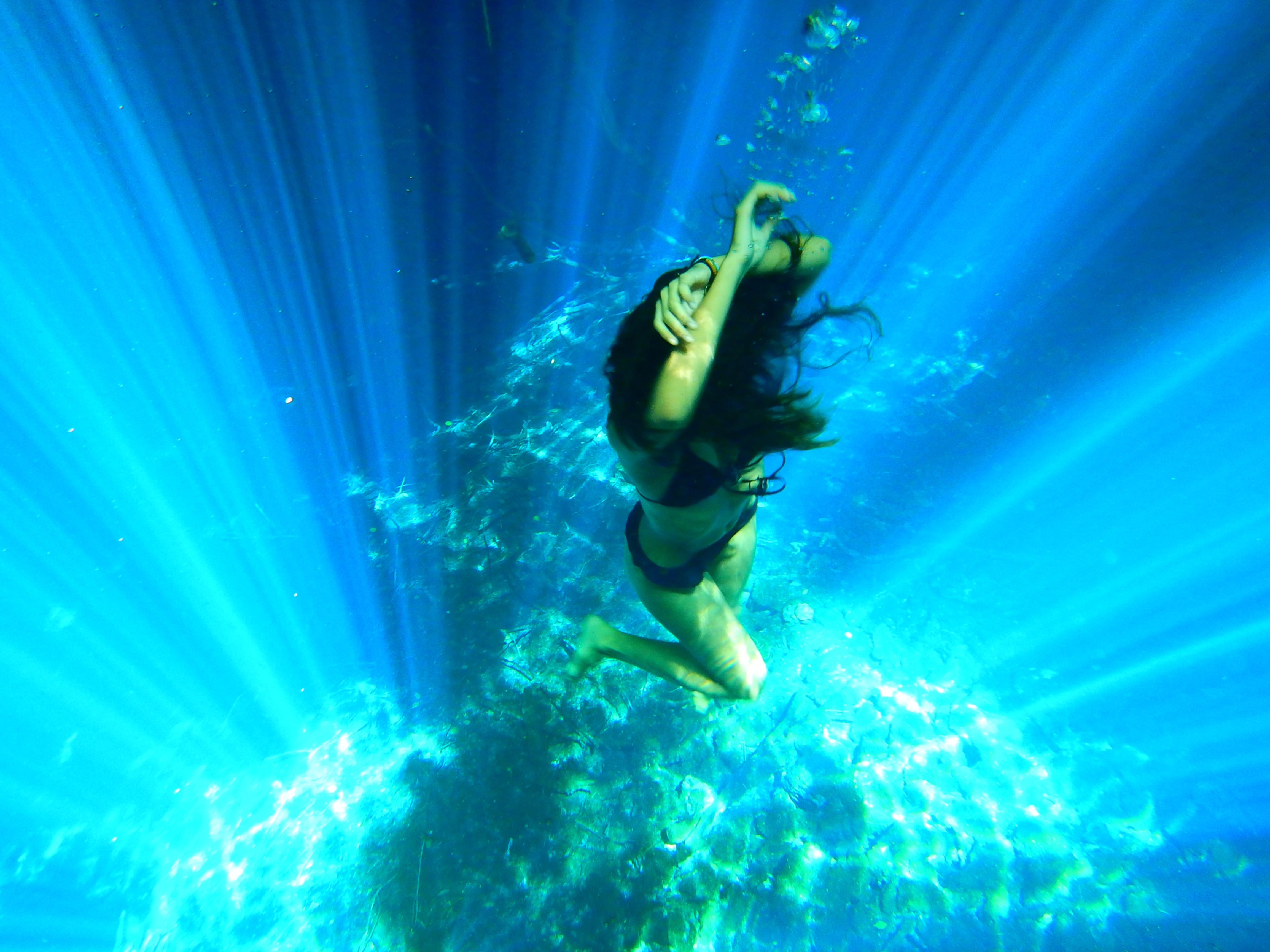 Tsunul Cenote