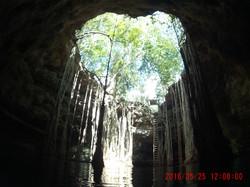 cenote heart