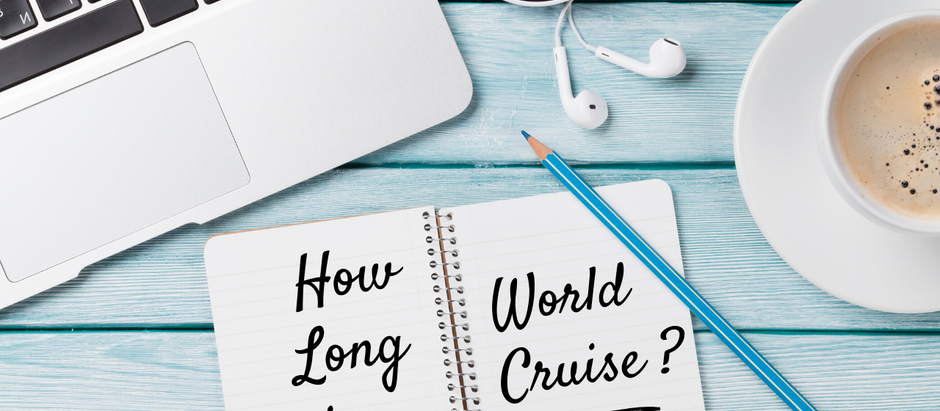 How Long is a World Cruise?