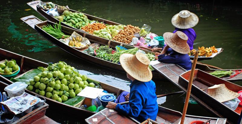 Tasting Thailand!