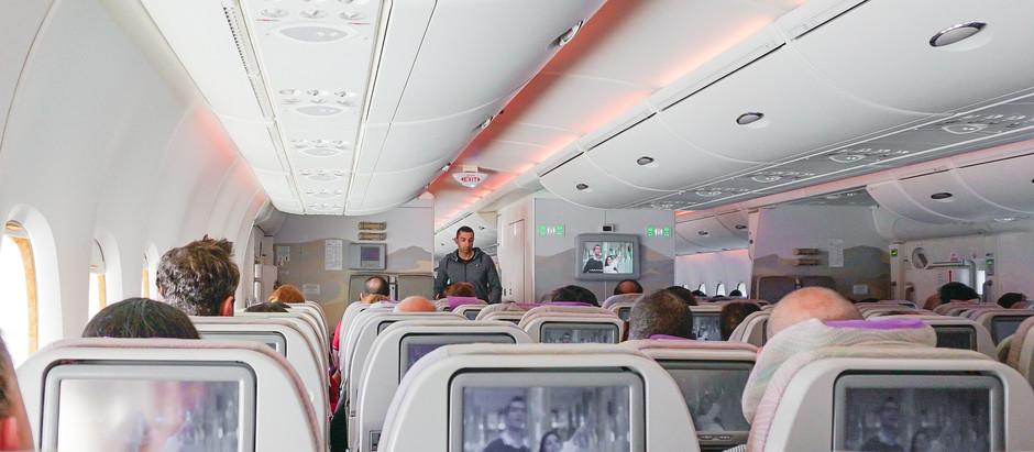 Preparing for a Long International Flight