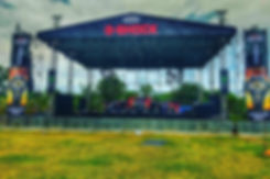 Bangalore Open Air Stage