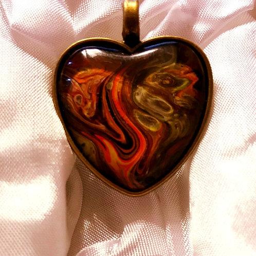 My Fiery Heart