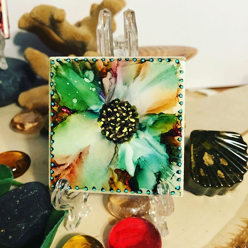 The Wildflower Series: Green of Autumn