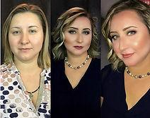 Лёгкий вечерний макияж 🤓 Спасибо дорога
