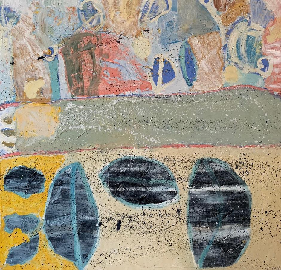 RICHMOND PARK, Olja, 1 x 1 m.jpg