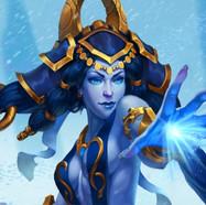 Snow Queen Shiva