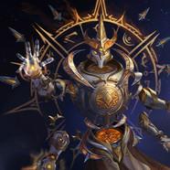 Eclipse Summoner Hel (Sun Guardian)