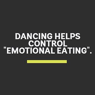 Danser aide à maîtriser ces émotions.