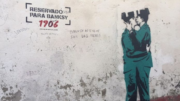 Banksy expert , Banksy art appraisal