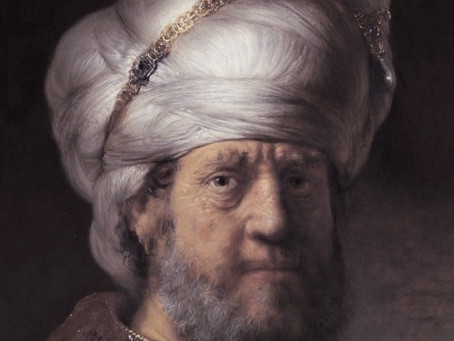 "We saw at ""Fine Art Connoisseur"" website a well documented article about the "" Rembrandt Year""."