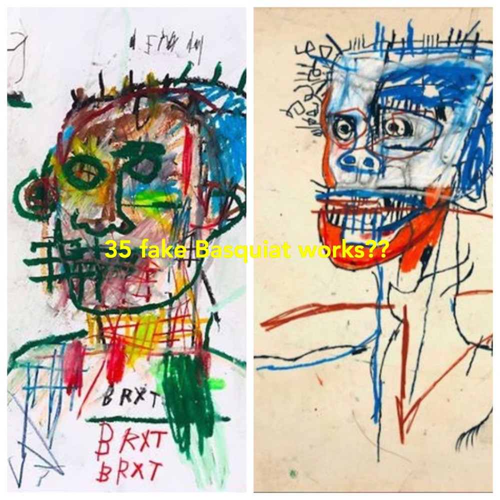 Basquiat art expert