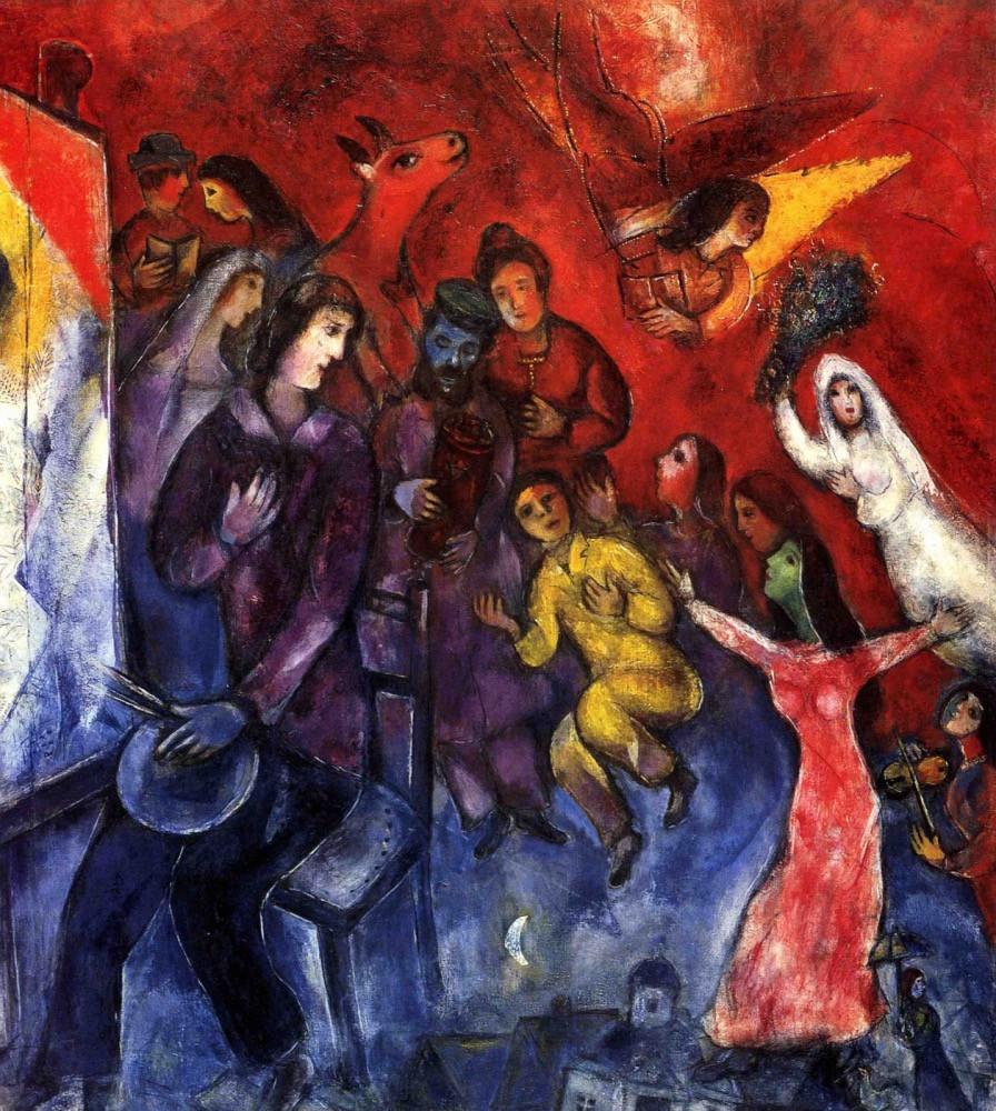 Chagall art expert