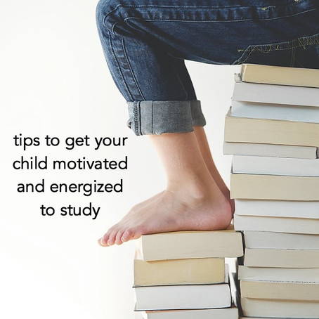 Feng Shui for child's study space