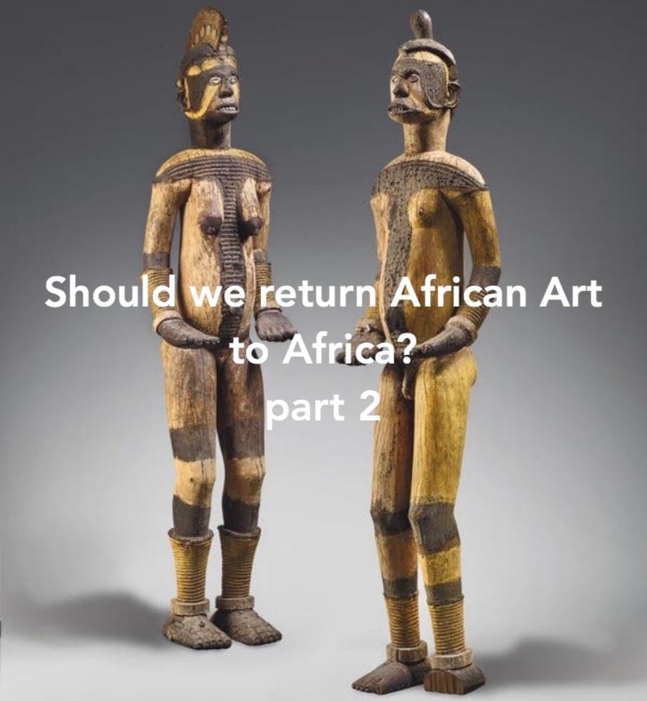 expert African Art