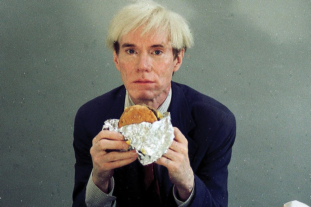 Art appraisal Andy Warhol