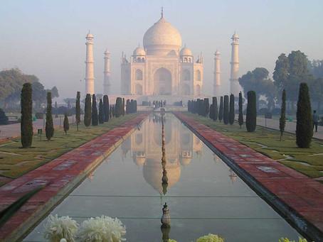 Oriental gardens, when Princes flowered the desert.