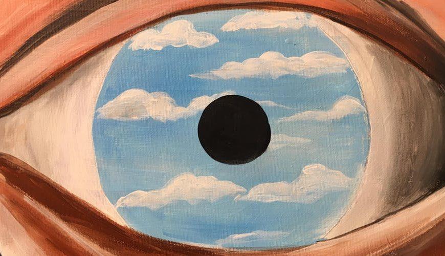 Art expert Magritte