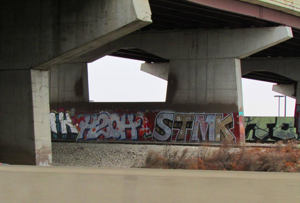 art expert in street art , graffitis