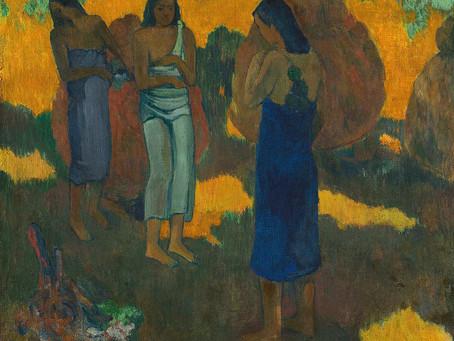 Gauguin discovers Tahiti