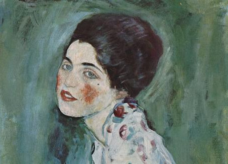 Klimt painting stolen 22 years ago, reappears.