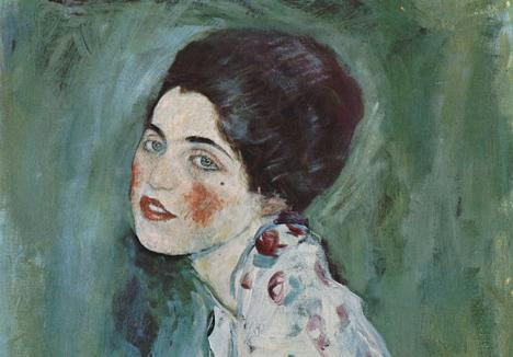 Art expert Gustave Klimt