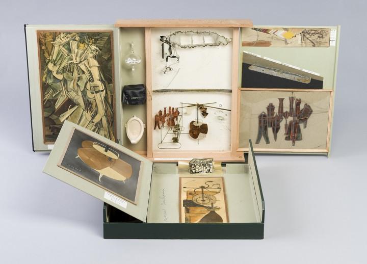 Expert Duchamp, art appraisal Marcel Duchamp