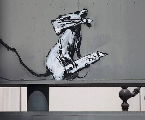 art expert street art