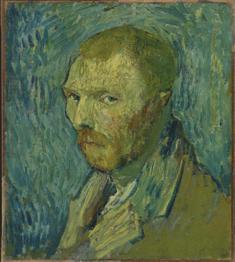 art expert Van Gogh