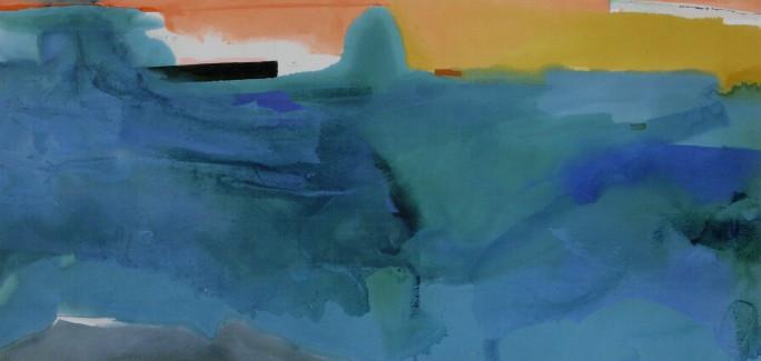 Art appraisal Frankenthaler