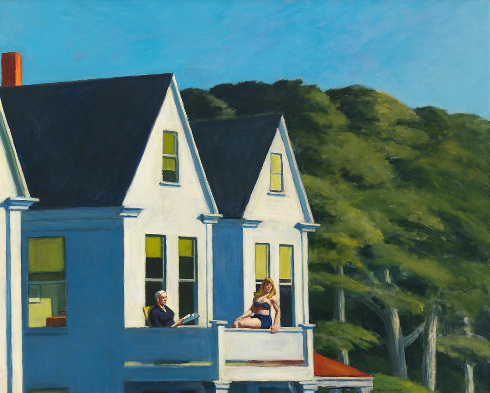 art expert Edward Hopper